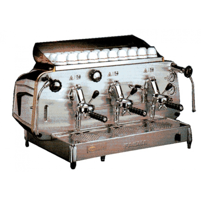 Faema e61 legend semi auto 3 groups - Macchina del caffe bar ...
