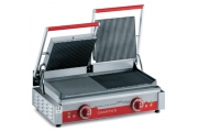 Electronic contact grills